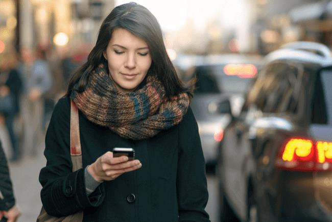 Kvinna riskerar identitetsstöld via sociala medier