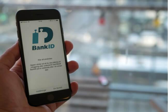 Bank id appen