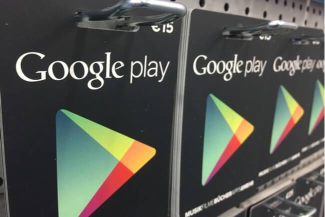 Google play app bedrageri